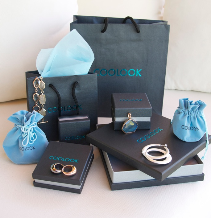 joyas coolook packaging
